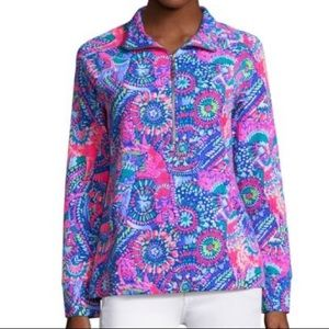 Like new Lilly Pulitzer Popover kids XL/women's S